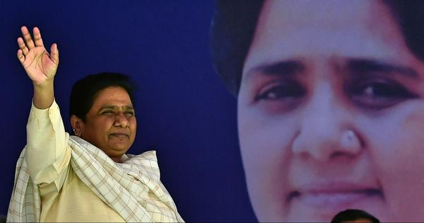 Mayawati has made it very clear to the Congress that she intends to play hardball