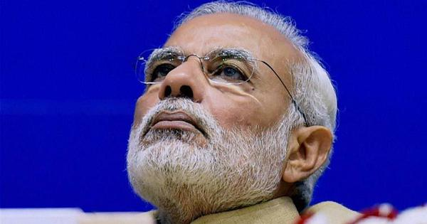 News agency IANS suspends reporter after story uses expletive as Narendra Modi's middle name