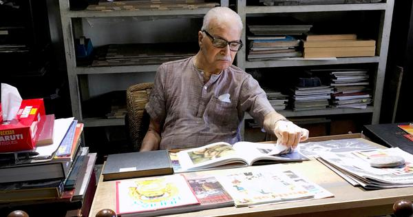 Mehlli Gobhai (1931-2018): An art of refusal and consecration