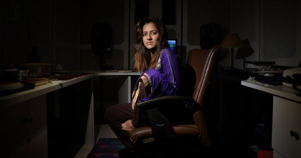 Everything is musical for composer Sneha Khanwalkar (as long as it's 'interesting')