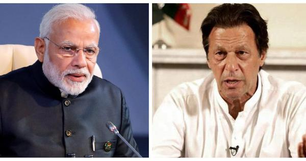 'Pakistan remains ready to discuss terrorism,' Imran Khan writes in letter to Narendra Modi