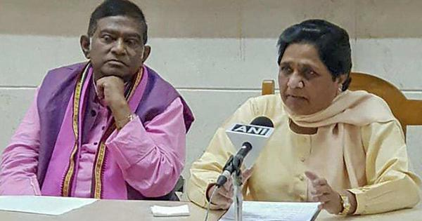 Mayawati has a message for Congress in Chhattisgarh and MP. But it's advantage BJP – for now
