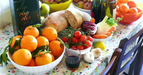 The 'heart-healthy' Mediterranean diet reduces risk of stroke only in women, finds a new study