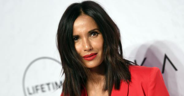 Padma Lakshmi says she was raped when she was 16, molested when she was 7