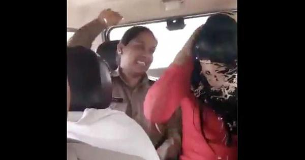 UP: After video of police harassing woman, another clip emerges of her Muslim friend being assaulted