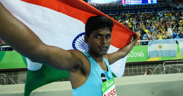 Asian Para Games: Rio gold medallist Mariyappan to be India's flag-bearer