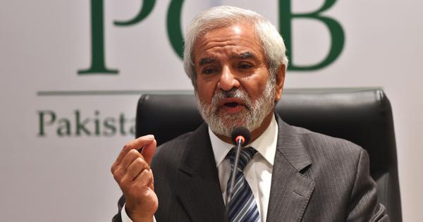 PCB chairman Ehsan Mani slams BCCI's 'hypocrisy' for breakdown in India-Pakistan bilateral ties