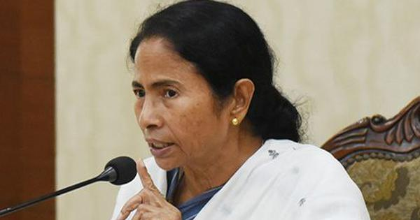 Centre renaming historical places but delaying approval to rename West Bengal, says Mamata Banerjee