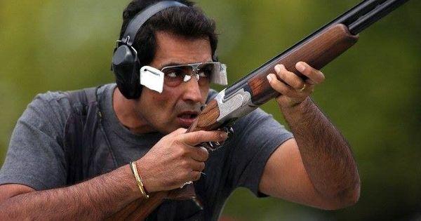 Shooting Nationals: Punjab's Manavjit Singh Sandhu and Rajeshwari win mixed team trap title