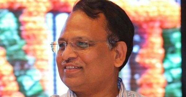 'I won't be cowed down': Delhi minister Satyendar Jain says charges against him are 'laughable'