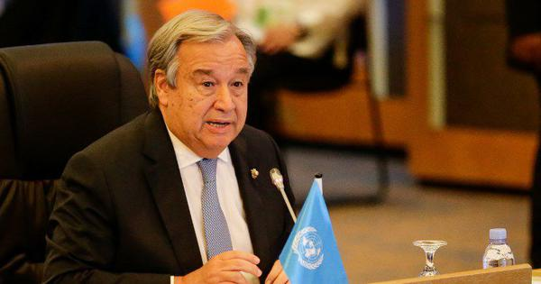 Yemen's warring factions have agreed on ceasefire in key port city, says UN chief Antonio Guterres