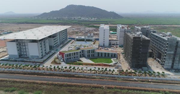 Andhra Pradesh to get its own High Court in Amaravati from January 1