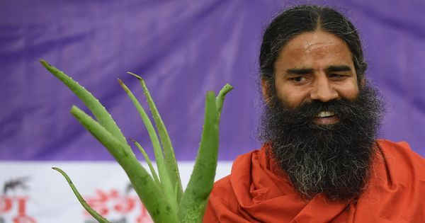 Ramdev's company wants exemption from sharing revenue with farmers, court rejects plea