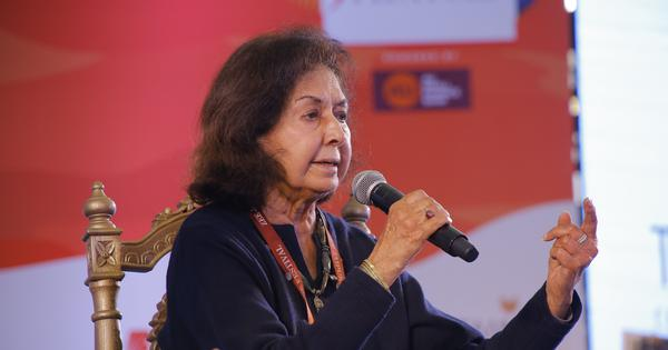 Nayantara Sahgal invitation was withdrawn for fear of losing BJP minister as patron, says organiser