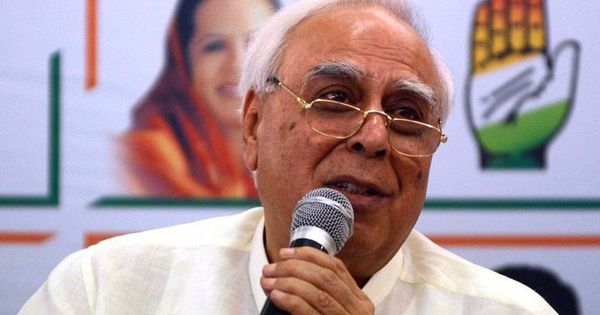 Kapil Sibal claims government is pressuring networks not to carry new channel Harvest TV