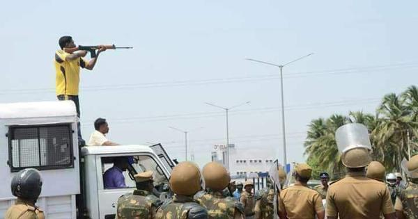 TN activist goes missing after accusing police of orchestrating last year's Thoothukudi violence