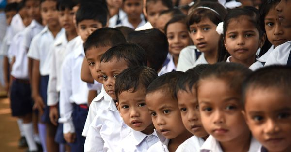 Food insecurity in India is hurting children's ability to learn