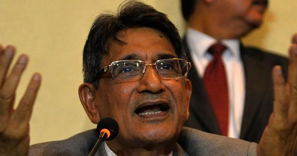 Former Chief Justice RM Lodha cheated of Rs 1 lakh: Reports