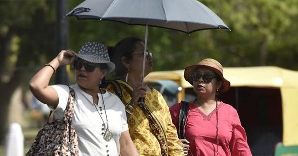 At 48 degrees Celsius, Delhi records highest-ever temperature in June