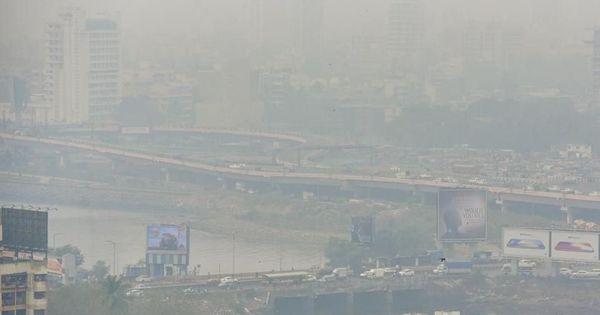 Mumbai air pollution isn't as bad as Delhi's? Think again