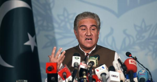 Pakistan will hold talks with India on the 'basis of equality', says Shah Mehmood Qureshi