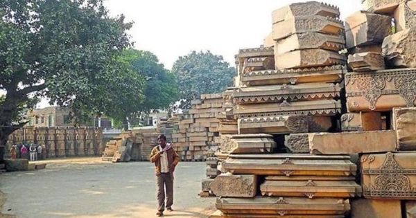 Babri Masjid case: Archaeological evidence rules out present-day Ayodhya as city of sacred texts