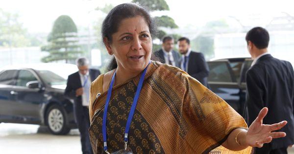 No jobs will be lost because of bank mergers, says Nirmala Sitharaman