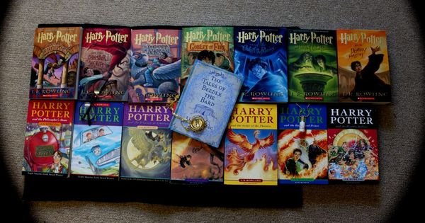 US: Harry Potter books removed from library of Catholic school on advice of 'exorcists'