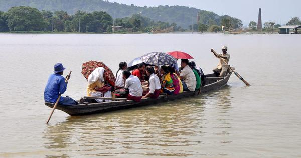 India isn't getting more rainfall, but it is experiencing more floods