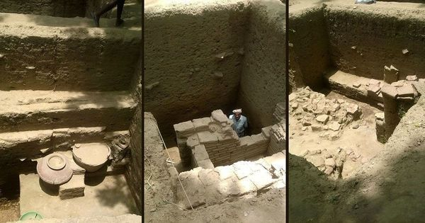 Tamil Nadu: Artefacts dated to 580 BCE hint at script continuity from Indus Valley Civilisation