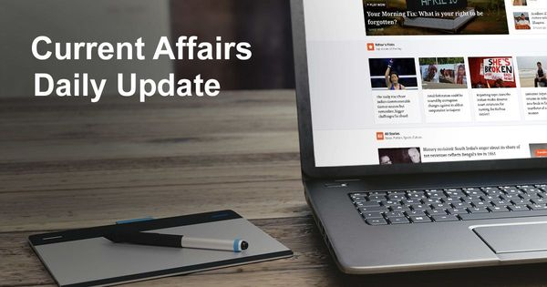 Current affairs wrap of the day: October 7th 2019