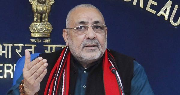 AIMIM's victory in Bihar bye-poll is 'the most dangerous election verdict', says Giriraj Singh