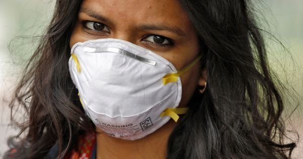 Do face masks actually reduce your exposure to air pollution?