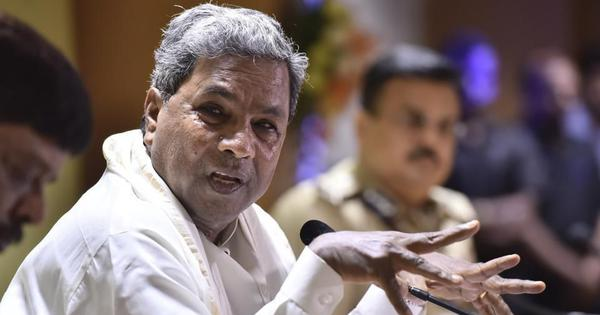Karnataka bye-polls: Siddaramaiah steps down as leader of Congress legislature party after defeat