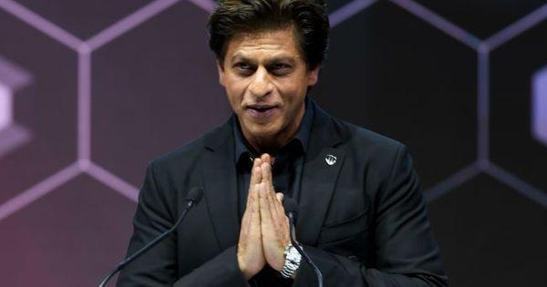 Watch: 'My wife is a Hindu, I am a Muslim, my kids are Hindustan,' says actor Shah Rukh Khan