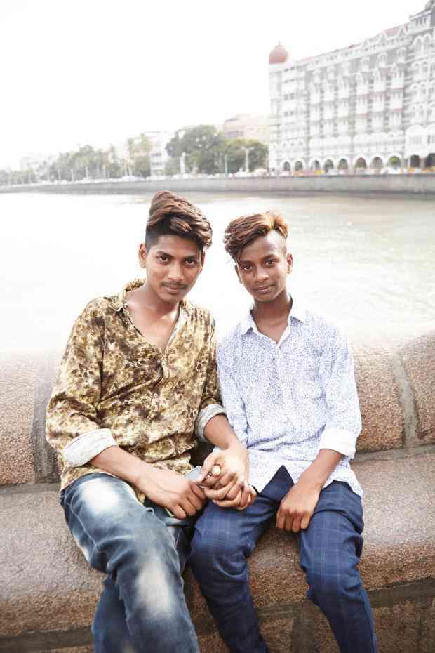 Indian guys gay Gay Israeli