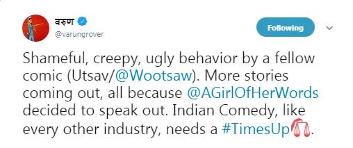 Chetan Bhagat Apologises To Wife Anusha Bhagat After