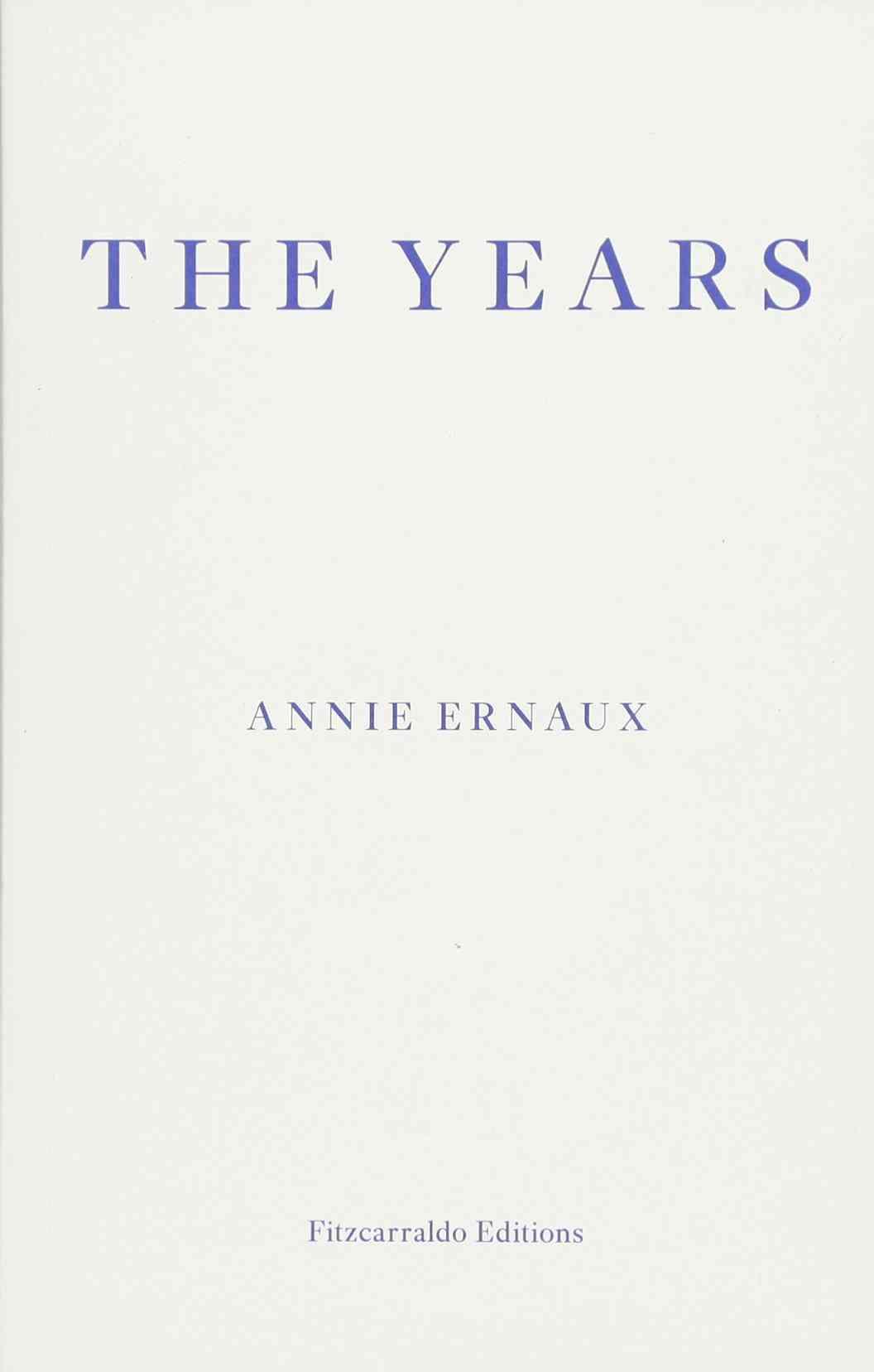 Annie Ernaux's The Years