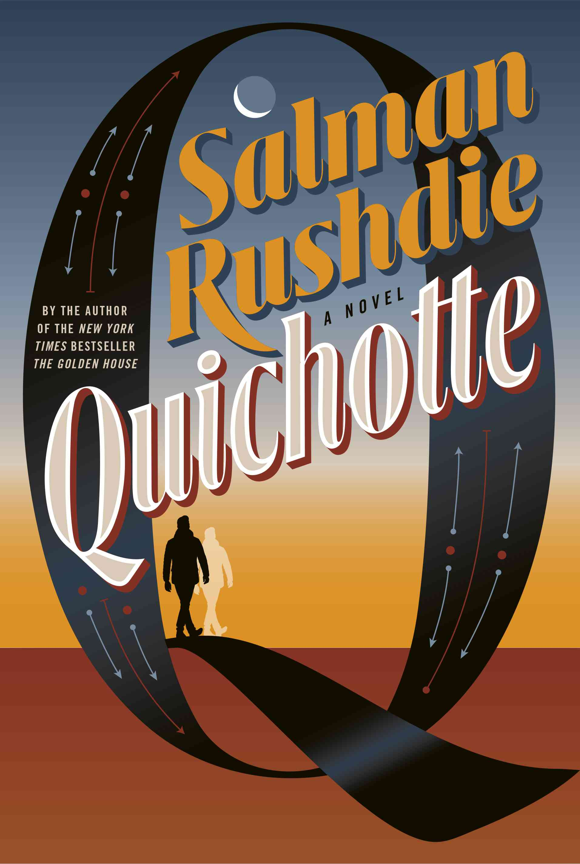 'Quichotte' by Salman Rushdie