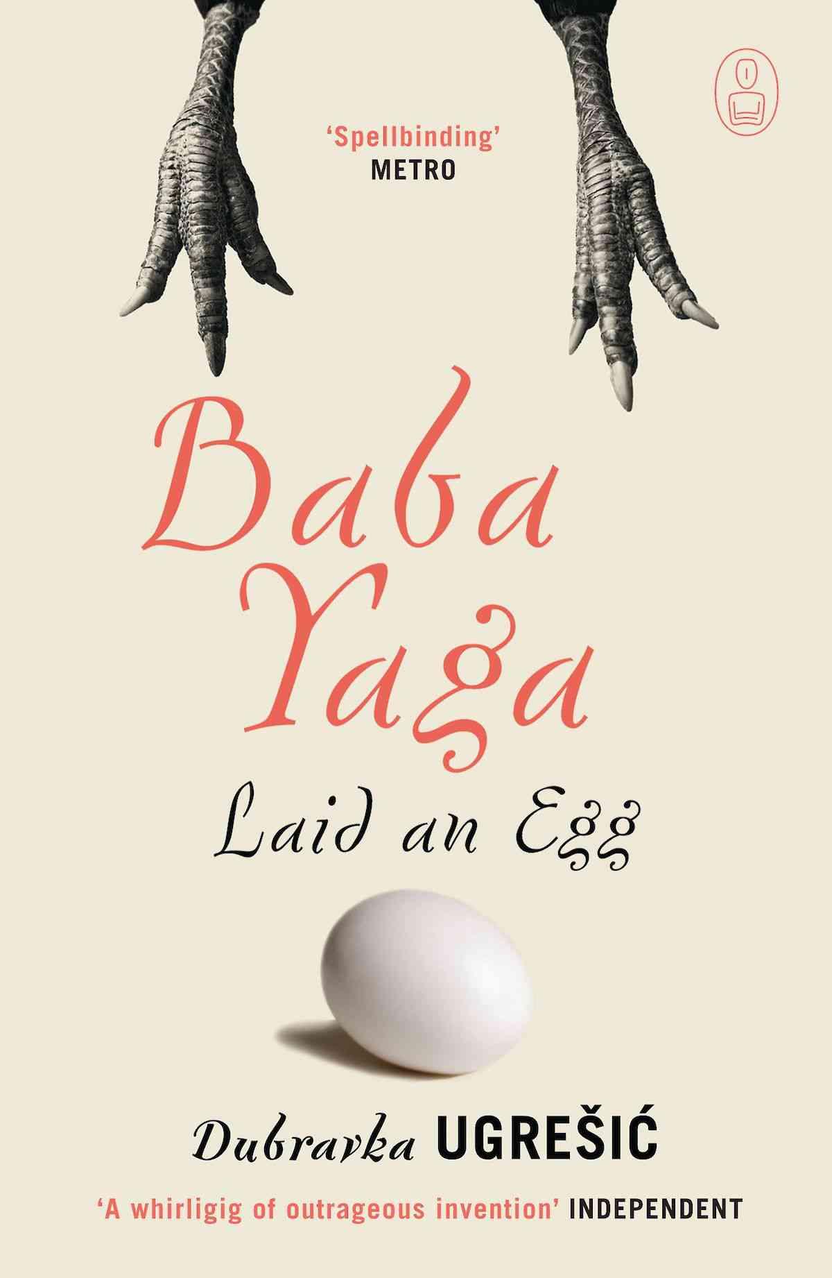 Baba Yaba Laid an Egg
