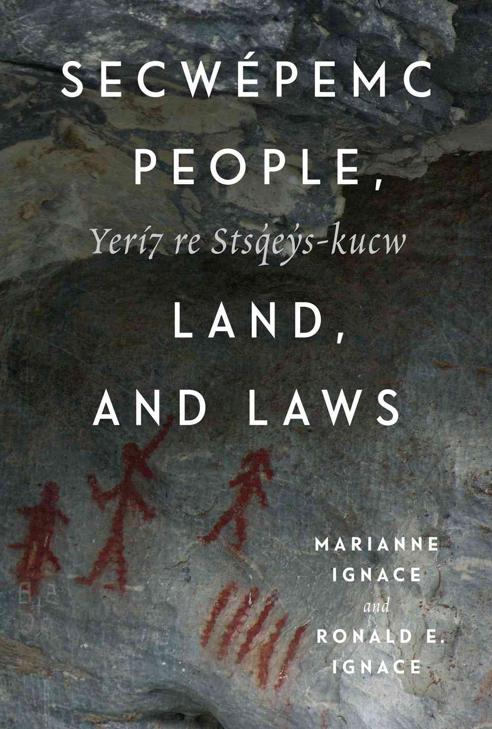 Secwépemc People, Land and Laws