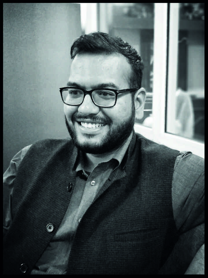 Writer Chitranshul Sinha