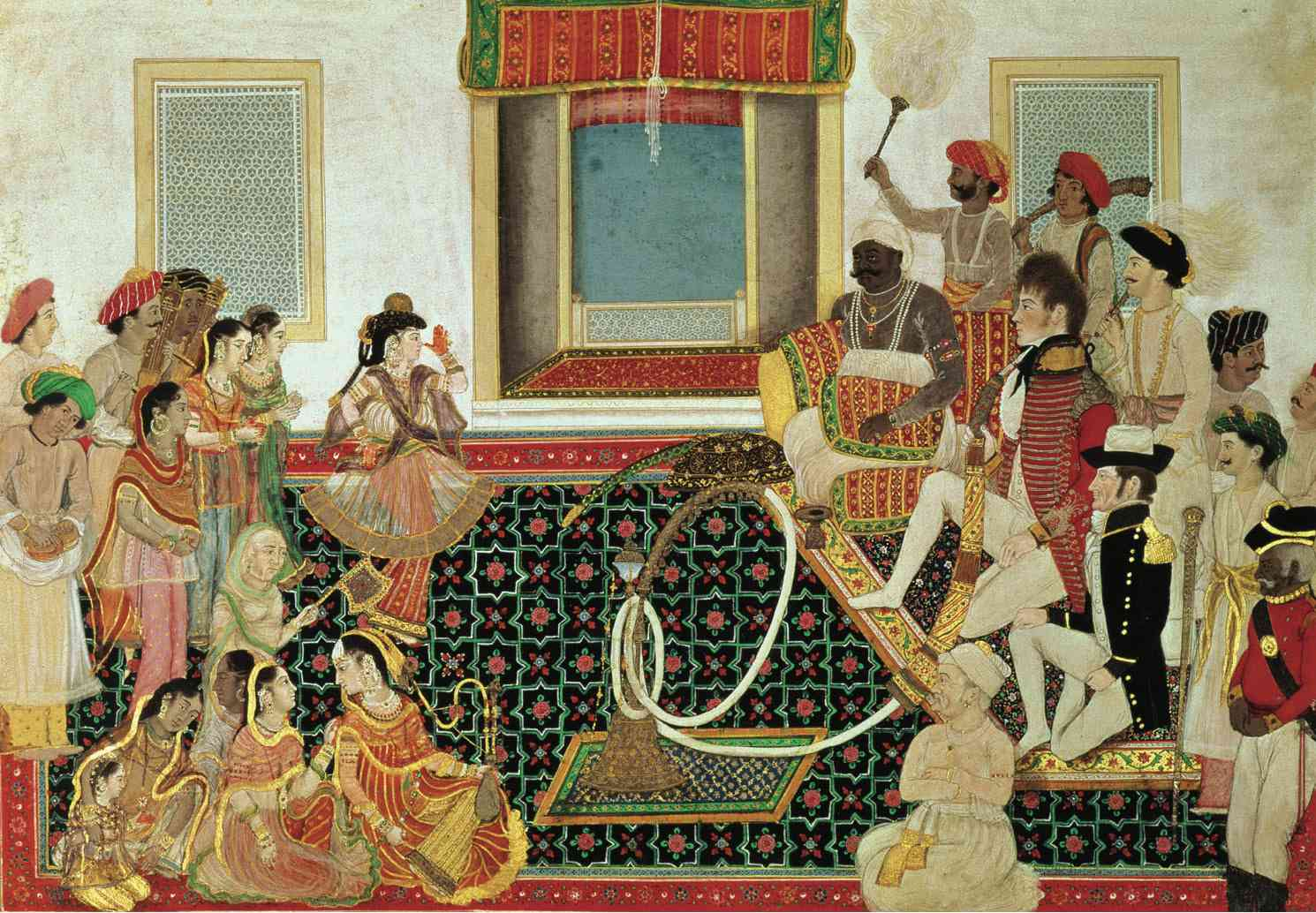 Mahadji Scindia