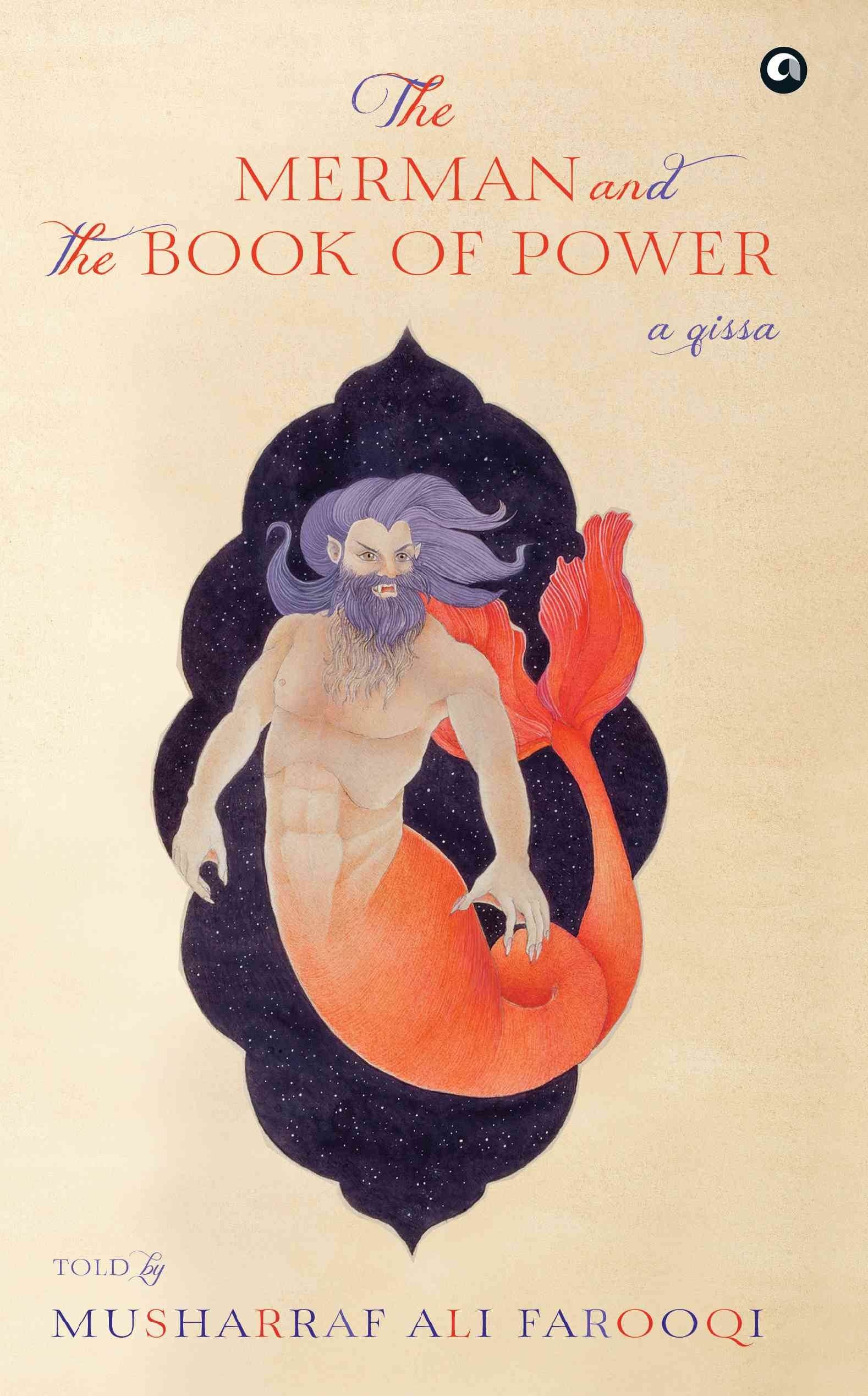 The Merman and the Book of Power