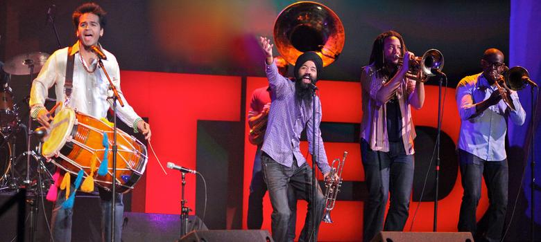 The sweet sound of South Asians storming the jazz world
