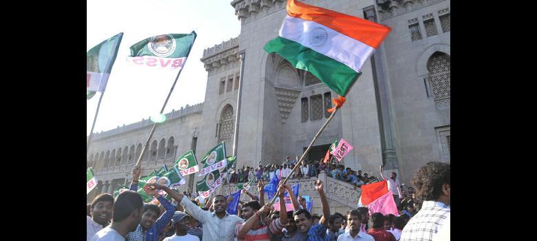 With Andhra Pradesh bifurcation, Hyderabad awaits new opportunities