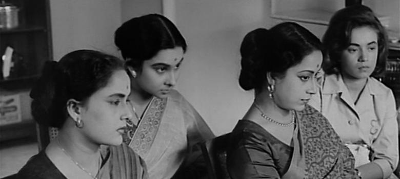 What the ideal Indian woman looked like in 1962
