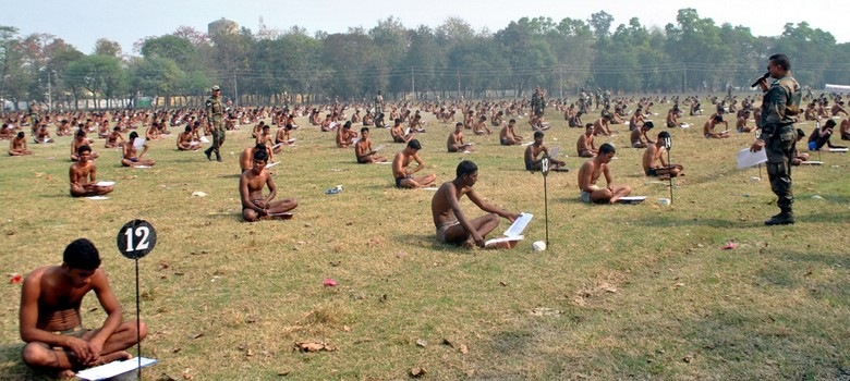 Exams in underwear: What India is doing to stop cheating after CCTVs, mobile jammers, armed guards