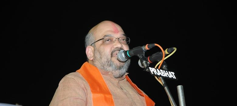 This election is a fight for honour and revenge, Amit Shah tells Jat audience in riot areas