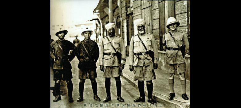 A fascinating visual history of Sikhs in old Shanghai